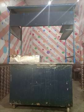 Shawarma and Burger Counter for sale
