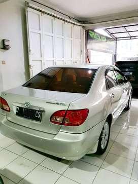 Toyota altis type G(D)th 2005/2006 .matic..mobil  terawat sekali..