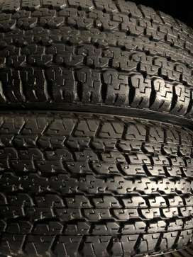 Tyres for potohar/willys/jeep
