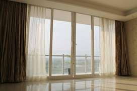 semifurnished 3bhk  flats for sale near financial district