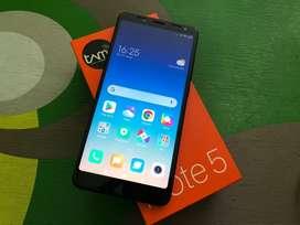 Xiaomi Note 5 Pro Ram 3/32 Fullset, No Minus