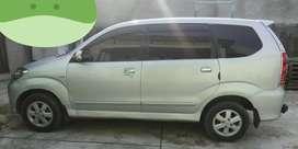 Toyota avanza g 2011 silper