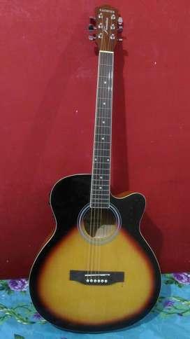 Kadence, Model : Acoustic Guitar, 4 months Old