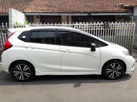 Jazz RS Cvt 2017 Facelift (KM 25rb) Antik!!