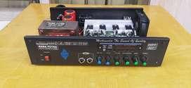 Amplifier karaoke
