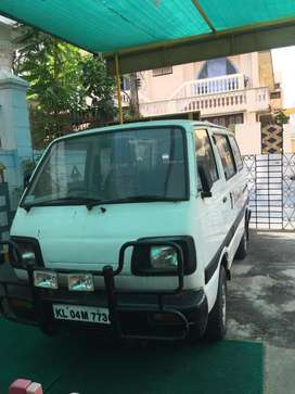 KL registered 7 seater petrol omni @ 70,000