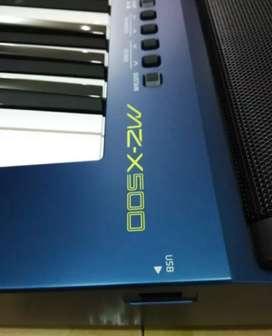 Keyboard Casio MZX500