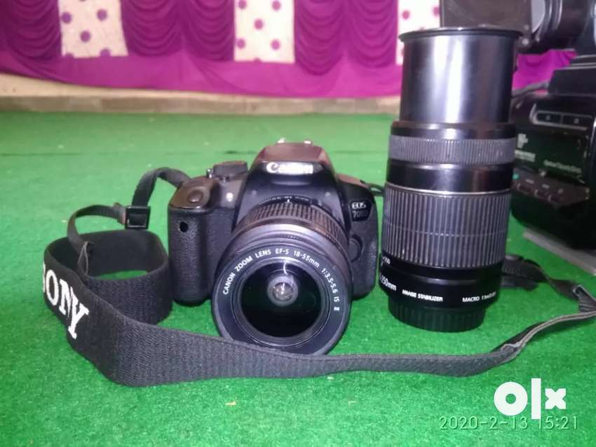 Sony good condition camera new camera urgently sale price 23000 0