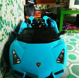 Mobil mainan aki/F#