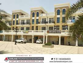 Great Location Commercial Shop For Rent in Omaxe Galleria Market