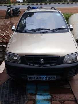 Maruti Suzuki Alto LX BS-III, 2012, Petrol