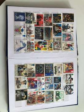 Most Rare International Stamps collection