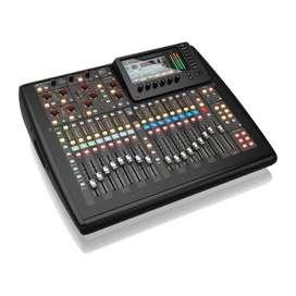Behringer x32 Compact Original Digital Mixer - Hitam