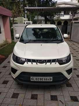Mahindra Kuv 100 D75 K4 PLUS, 2018, Diesel