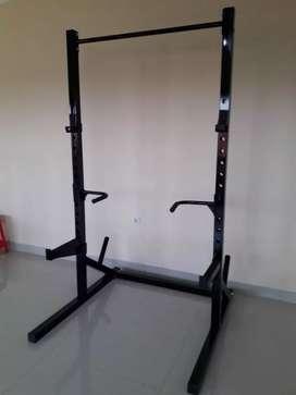 Power Rack squat pull up multipungsi