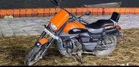 Um Renegade sport 300cc bike new condition