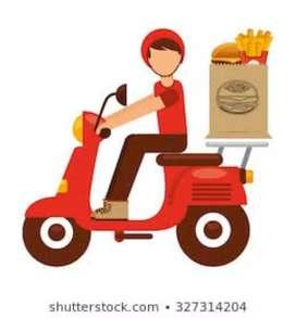 Immediately wanted food delivery boy in Vijayawada