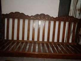 Sofa set (sofa+2Chairs)