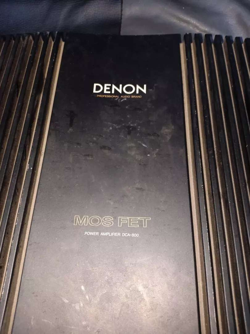 Denon Amplifier mos-fet 0