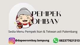 Open Order Pempek Ikan & Tekwan Asli Palembang 100% terbuat dari ikan