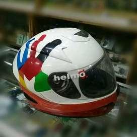 Helm fullface helmo