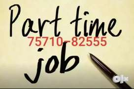 Part time job for all job seekers