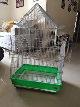 Bird royal pet cage