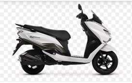 Brand new Suzuki burgman zero down payment Mumbai