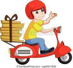 WANTED COURIER DELIVERY BOYS