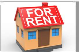 First floor for rent for a family very spacious well maintained
