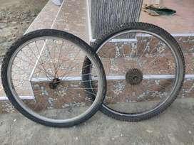 Wheelset 26 sepaket