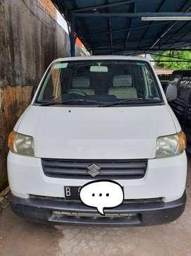 Dijual APV Blinvand AC PS Putih 2013 Mobil Mantap Terawat