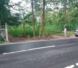 Jual Tanah Pinggir Jalan Baturaden Barat Dekat Caping Park, Al Irsyad