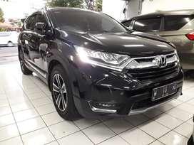 Honda CRV Prestige 1.5 Turbo matic th 2018