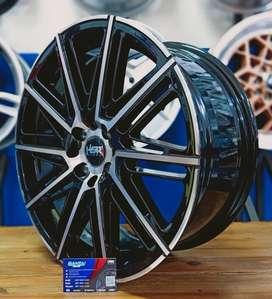 Velg Mobil Import Type Ring 17 HSR BALIGE For Kijang Avanza Livina Dll
