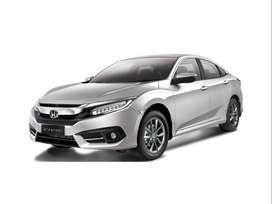 Get Honda Civic on easy monthly ins6tallment