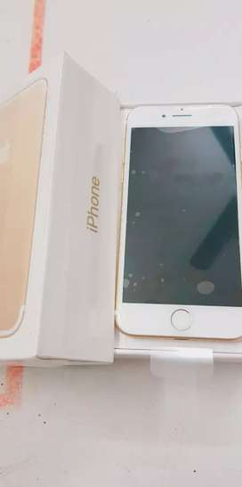 iPhone 7 128gb with bill box six months sellers warranty imported