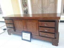 bufet meja tv batik istana jati jepara559