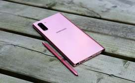 Ready Samsung Galaxy Note 10 Pink 256GB (Dikredit 3 Min Cair)
