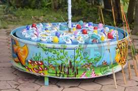 Wahana pancingan elektrik || AJP toys shop