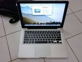 Macbook Pro Core I5 Laptop IN Just rs 24900/- Warranty