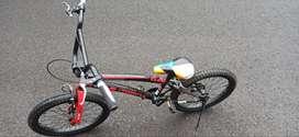 Sepeda anak BMX 20 Military