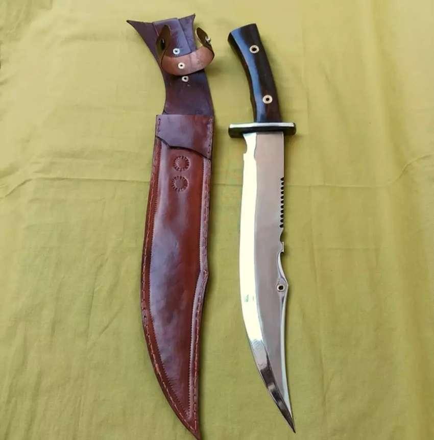 Pisau/ Sangkur Komando Rambo 0