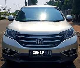 Honda all new CRV 2.4 2012 silver at low km DP ceper termurahhh