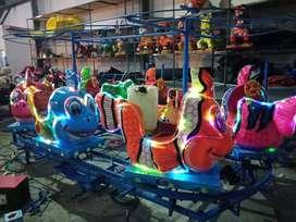 RST odong odong nemo kuda mainan animal ride IIW