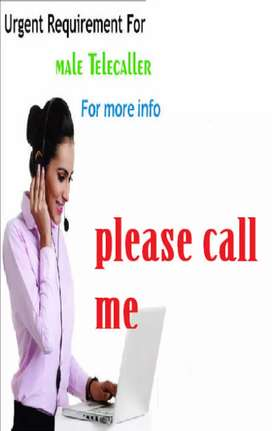 Telle caller required both male and female can apply