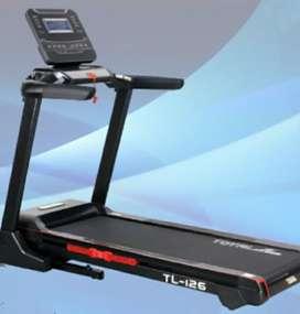 New BIG Treadmill 4 HP TL 126