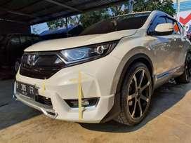 Bodykit Plastik Honda CRV Turbo Modulo