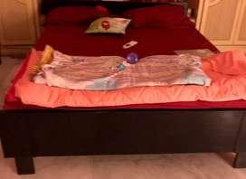 Bed & Mattress