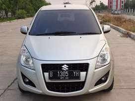 Suzuki Splash 2014 AT automatik Murah DP minim